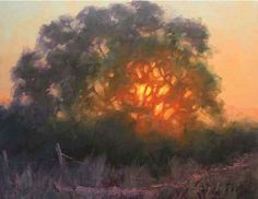 Becky Joy is an absolutely amazing oil painter of gorgeous light-filled…
