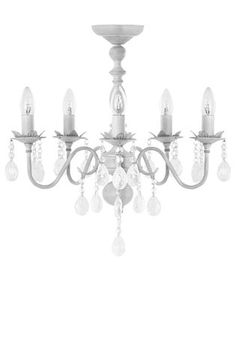 Buy bethany 5 light grey washed chandelier from the next uk online buy bethany 5 light grey washed chandelier from the next uk online shop aloadofball Gallery