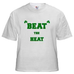 #Boston_Celtics #Beat_the_Heat t-shirts, hats, hoodies http://www.cafepress.com/celticsfanshop