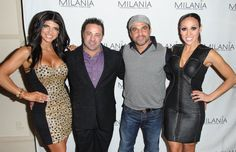 'Real Housewives of New Jersey's' Giudices and Gorgas Reconcile: For Real?!