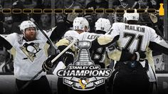 The #penguins are the 2016 #StanleyCup Champions!