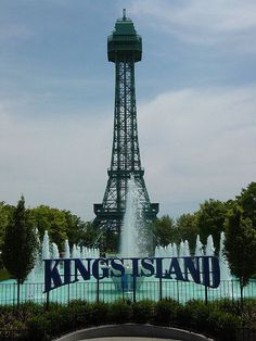King's Island near Cincinnati, Ohio