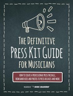 Musicians Resume Template Awesome Dj And Musician Press Kit  Resume Template  Pinterest  Press Kits .