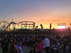 Your Guide To Free Outdoor Summer Concerts In Los Angeles