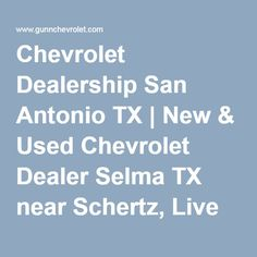 San Antonio TX Chevrolet Dealer Alternative Koepp Chevrolet - Chevrolet dealerships in san antonio texas