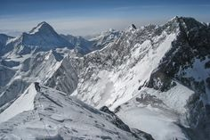 Ang Kaji got this shot of the Balcony and Camp 4 on his way to the summit on May 18. Our team is currently climbing up from Camp 4 and is expected to summit around 5 a.m. tomorrow Everest time (8 p.m. EDT today). MAY 24, 2012