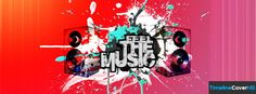 Feel The Music Facebook Timeline Cover Hd Facebook Covers - Timeline Cover HD