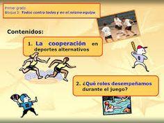 Resultado de imagen para Realización de juegos de cooperación y oposición