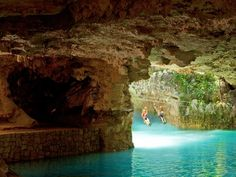 Xplor Park - All Inclusive in Cozumel, Mexico. Zip lining through caves would be amazing! Vacation Places, Vacation Destinations, Vacation Trips, Dream Vacations, Vacation Spots, Places To Travel, Cozumel Mexico, Oh The Places You'll Go, Places To Visit