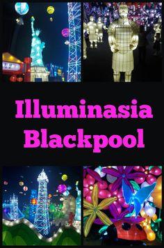 Illuminasia, Blackpool