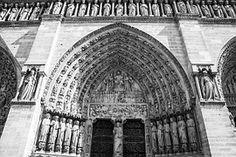 Texture, Paris, Notre Dame, Cathédrale