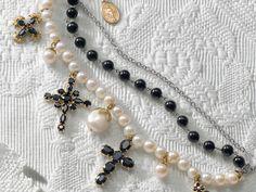 dolce-and-gabbana-jewellery-gold-bracelet-cross-pendants-black-jade