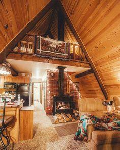 Best Small cabin designs ideas 5 – DECOREDO