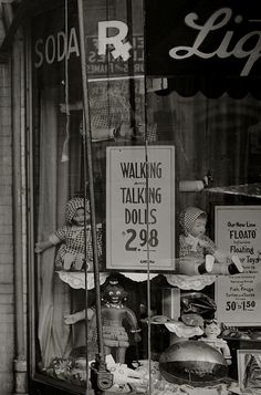 Walking and talking dolls c. 1920