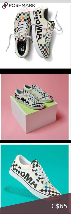 NWOT VANS MOMA 2020 Brand new, never been worn Sorry don't have the box. Bought just a couple of months ago at park royal, but not worn. Vans Shoes Sneakers Gucci Dress Shoes, Vans Shoes, Shoes Sneakers, Maroon Vans, Leather Vans, To Boot New York, Vans Style, High Top Vans, Faux Leather Skirt