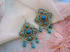 Belly Dance Jewelry, Beaded Jewelry, Crochet Earrings, Inspiration, Fashion, Biblical Inspiration, Moda, Fashion Styles, Pearl Jewelry