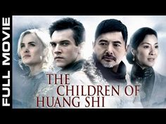 Hollywood Action Movies 2015 Full Movies - Children Of Huang Shi - New English Movies - Kung Fu - YouTube