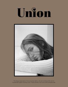 Sabina Lobova by Hart & Leshkina for Union Japan