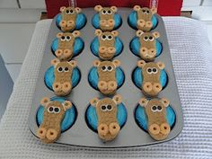 hippos made with Nutter Butter Cookies