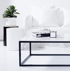 Our 3 faves... Bronte Sofa Log Stools Max Coffee Table We are open today until 4 pm #urbancouturedesigns #interiordesign #styling #stylist