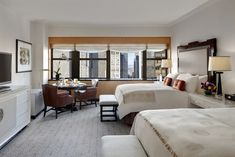 New York Palace Hotel Rooms | Review summary for 4.5 stars hotel: The New York Palace in New York