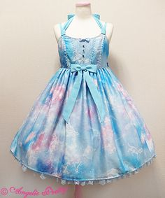Angelic Pretty Dreamy Planetariumジャンパースカート