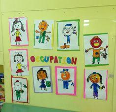 132 Best Kids Occupations Images Preschool School Day Care