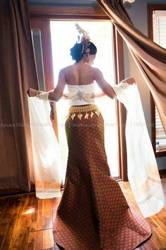 Beautiful Khmer Bride