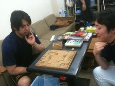 Kei Igawa and Makoto Yoshino (Orix Buffaloes)