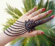 Henna Tattoo Designs Simple, Simple Arabic Mehndi Designs, Full Hand Mehndi Designs, Mehndi Designs For Beginners, Mehndi Design Photos, Beautiful Henna Designs, Mehndi Designs For Fingers, Simple Mehndi Designs, Mehndi Designs For Hands
