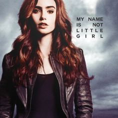 Clary Fray - The Mortal Instruments 'City of Bones'