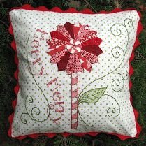 Meg Hawkey's Merry Merry Block #341 by Carrie Pippins