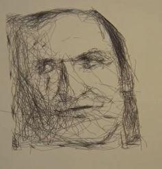 Robot drew this