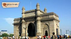 #GatewayofIndiaTour  The #Gateway of #India is a #monument built during the British Raj in Mumbai (formerly Bombay), India. situated at the southern part of Mumbai on the shores of Arabian Sea, the #GatewayofIndia is an important monument of the city.It is virtually the starting point for any tourist who wants to get acquainted with the thriving and exciting life of Mumbai.