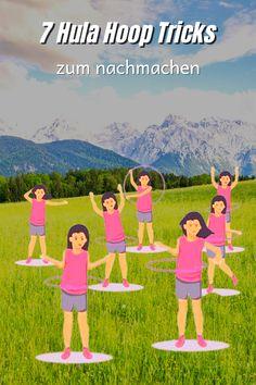 Hula Hoop Workout, Fitness Workouts, At Home Workouts, Rhythmic Gymnastics, Health Fitness, Yoga, Dance, Hula Hooping, Sports
