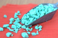 The secret to Pop Rocks is the pockets of carbonation that are released when they touch your tongue. This recipe uses citric acid to get the same effect.