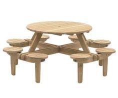 Alexander Rose Gleneagles Picknick-Tisch