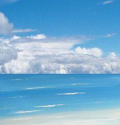 Beach wall art painting, coastal art decor, ocean sea art print, seascape seashore wall art painting -Free S