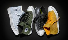 EffortlesslyFly.com - Kicks x Clothes x Photos x FLY SH*T!: Converse Chuck Taylor All-Star 2 Knit*~