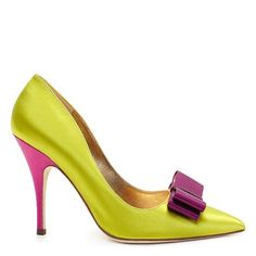 neon is very popular. i want to be popular too.  via kate spade new york.