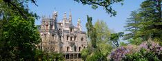 Quinta da Regaleira Palace? Sintra, by Lisabon