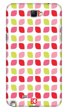 Berry Leaves Samsung Galaxy Note case