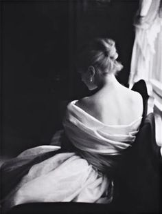 Lillian Bassman  'Margie Cato' Test shoot, New York