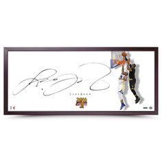 """369ec19fae0 LEBRON JAMES AUTOGRAPHED THE SHOW """"THE BLOCK"""" FRAMED UDA (PRE-ORDER NOW) -  Game Day Legends"""
