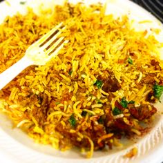 Legit #lambbiriyani at Safier Mediterranean Deli in downtown #louisville #kentucky @cookingchannel