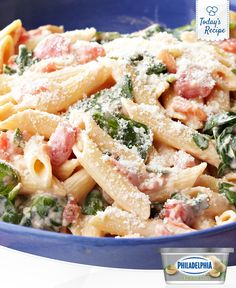Here's one way to eat your greens, pasta, and cheese.