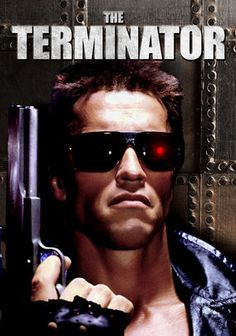 "The Terminator (1984) Terminator"" (Arnold Schwarzenegger) travels back to 1984 to snuff Sarah Connor (Linda Hamilton)."