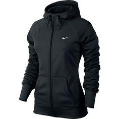 Nike Women's All Time Full-Zip Hoodie $50