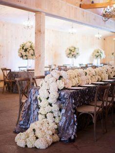 Wedding Centerpiece: