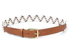 Folk Buckley Belt
